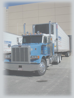 Empire Warehouse Trucking Transportation and Warehousing & Trucking and Transportation Services Freight Distribution ...